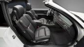 2011 BMW M3 pickup truck seats