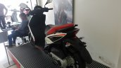 2017 Aprilia SR 150 BSIV at dealership rear three quarter