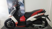 2017 Aprilia SR 150 BSIV at dealership side
