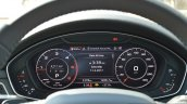2017 Audi A4 35 TDI Virtual Cockpit First Drive Review