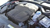2017 Audi A4 35 TDI engine bay First Drive Review