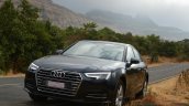 2017 Audi A4 35 TDI front First Drive Review