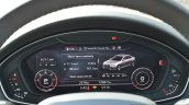 2017 Audi A4 35 TDI fuel efficiency First Drive Review