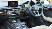 2017 Audi A4 35 TDI interior First Drive Review