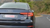 2017 Audi A4 35 TDI taillamp First Drive Review
