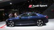 2017 Audi RS5 Coupe side 2017 Geneva Motor Show Live