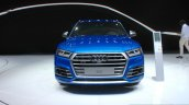 2017 Audi SQ5 front at the Geneva Motor Show