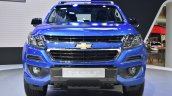2017 Chevrolet Colorado High Country STORM (facelift) front at BIMS 2017