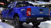 2017 Chevrolet Colorado High Country STORM (facelift) rear three quarter at BIMS 2017