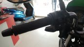 2017 Hero Passion Pro BSIV reaches dealership left handlebar
