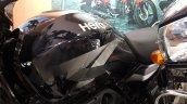 2017 Hero Splendor Pro BSIV at dealership fuel tank
