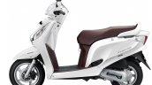 2017 Honda Aviator Pearl Amazing White profile