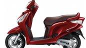 2017 Honda Aviator Rebel Red Metallic profile