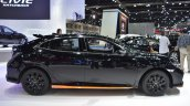 2017 Honda Civic Hatchback side at the BIMS 2017