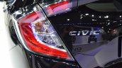 2017 Honda Civic Hatchback taillamp at the BIMS 2017