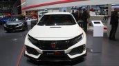2017 Honda Civic Type-R front at the Geneva Motor Show