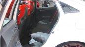 2017 Honda Civic Type-R rear cabin at the Geneva Motor Show