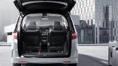 2017 Honda Odyssey (facelift) boot