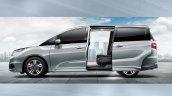 2017 Honda Odyssey (facelift) left side door open