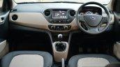 2017 Hyundai Grand i10 1.2 Diesel (facelift) dashboard Review