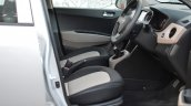 2017 Hyundai Grand i10 1.2 Diesel (facelift) front cabin Review