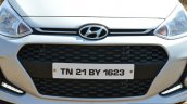 2017 Hyundai Grand i10 1.2 Diesel (facelift) grille Review