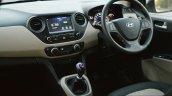 2017 Hyundai Grand i10 1.2 Diesel (facelift) interior Review