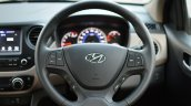 2017 Hyundai Grand i10 1.2 Diesel (facelift) steering wheel Review