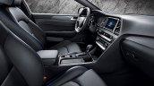 2017 Hyundai Sonata (facelift) interior