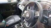 2017 Jeep Compass interior spy shot