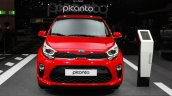 2017 Kia Picanto front at the Geneva Motor Show Live