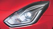 2017 (Maruti) Suzuki Swift Web Edition headlamp Italy