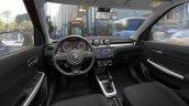 2017 (Maruti) Suzuki Swift Web Edition interior Italy