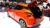 2017 Nissan Micra boot up Geneva Motor Show Live