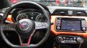 2017 Nissan Micra interior Geneva Motor Show Live