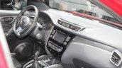 2017 Nissan Qashqai interior at the 2017 Geneva Motor Show