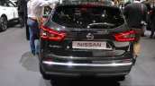 2017 Nissan Qashqai rear at the 2017 Geneva Motor Show