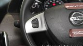 2017 Nissan Terrano (facelift) cruise control launched