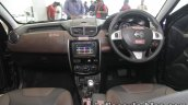 2017 Nissan Terrano (facelift) dashboard launched