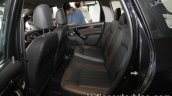 2017 Nissan Terrano (facelift) rear seat launched
