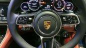 2017 Porsche Panamera steering wheel controls