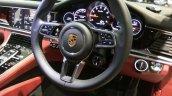 2017 Porsche Panamera steering wheel