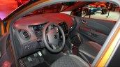 2017 Renault Captur (Facelift) interior Geneva Motor Show Live