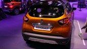 2017 Renault Captur (Facelift) rear Geneva Motor Show Live
