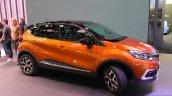 2017 Renault Captur (Facelift) side Geneva Motor Show Live