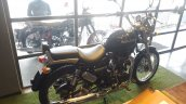 2017 Royal Enfield BSIV reaches dealership side
