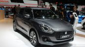 2017 Suzuki Swift (2017 Maruti Swift) front grey Geneva Live