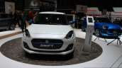 2017 Suzuki Swift SHVS (2017 Maruti Swift) front Geneva Live