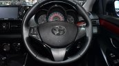2017 Toyota Yaris sedan (Vios) steering wheel showcased at BIMS 2017