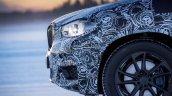 2018 BMW X3 (BMW G01) front quarter panel